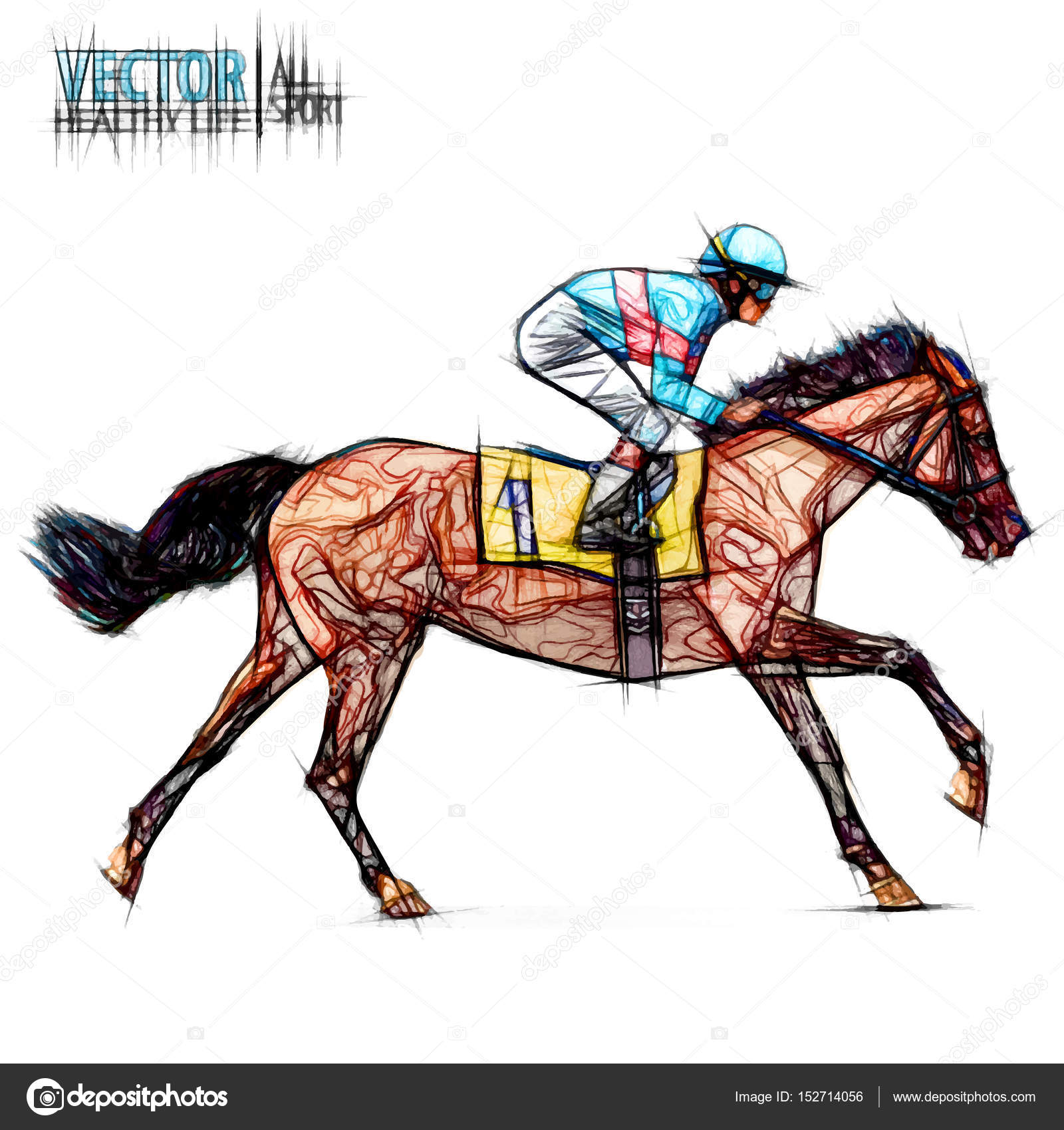 1600x1700 Jockey On Horse. Champion. Horse Racing. Hippodrome. Racetrack