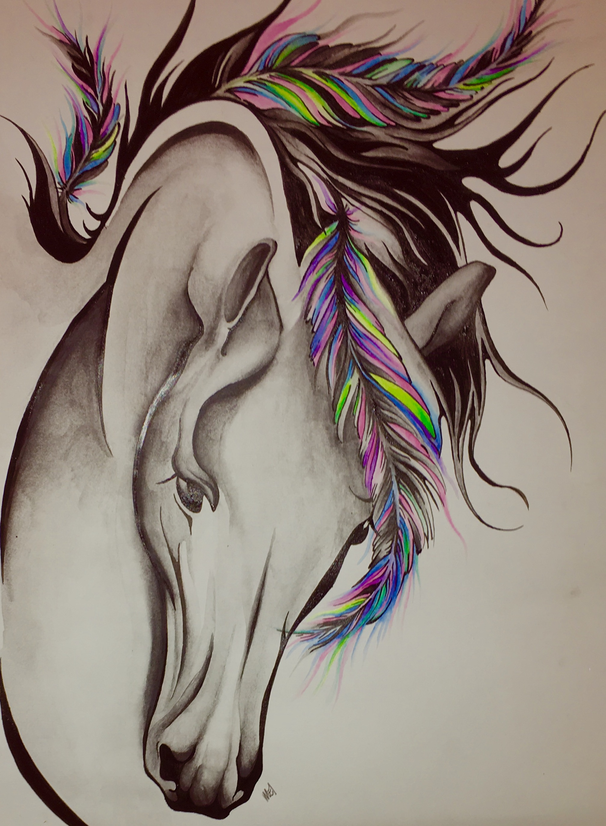 2014x2744 Horse Tattoos Meanings And Design Ideas