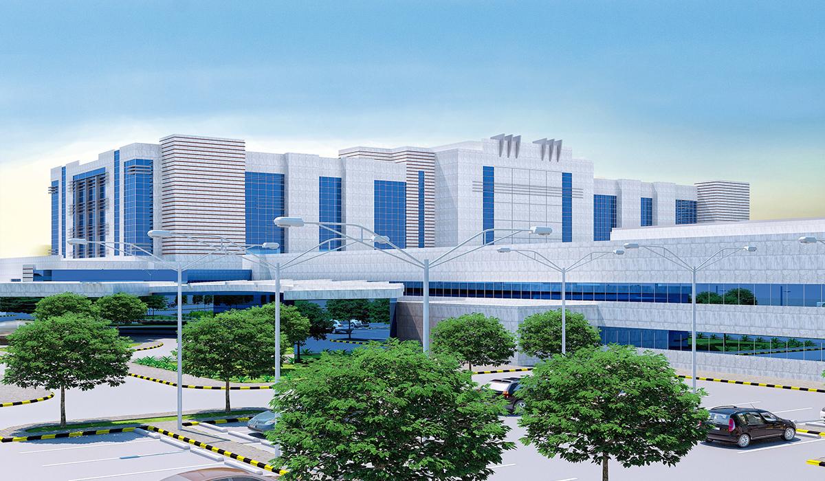 1200x700 Al Iman General Hospital