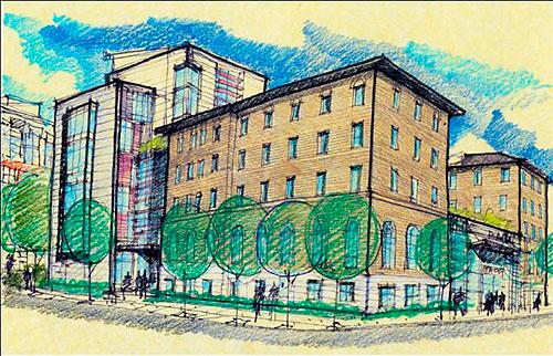 500x322 Greenpoint Hospital Redevelopment Plan Flatlines Brooklyn Paper