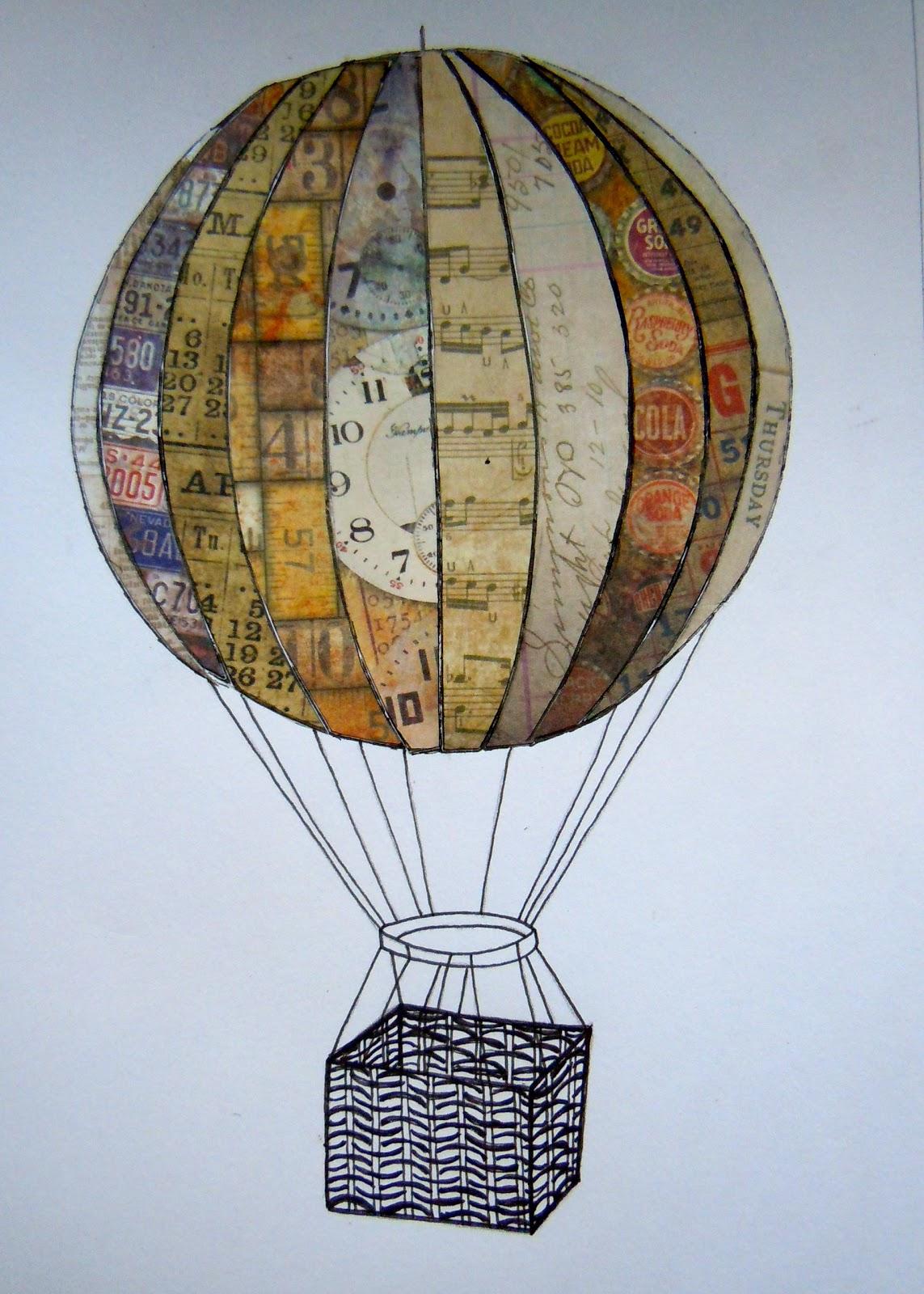 1143x1600 Art Is Autobiographical Hot Air Balloon