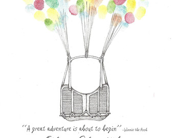 Hot Air Balloon Drawing Template at GetDrawings.com | Free for ...