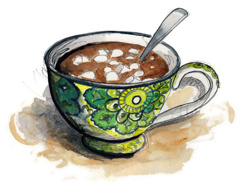 480x370 Long Blue Straw Search Results Hot Cocoa Fashion Drawings