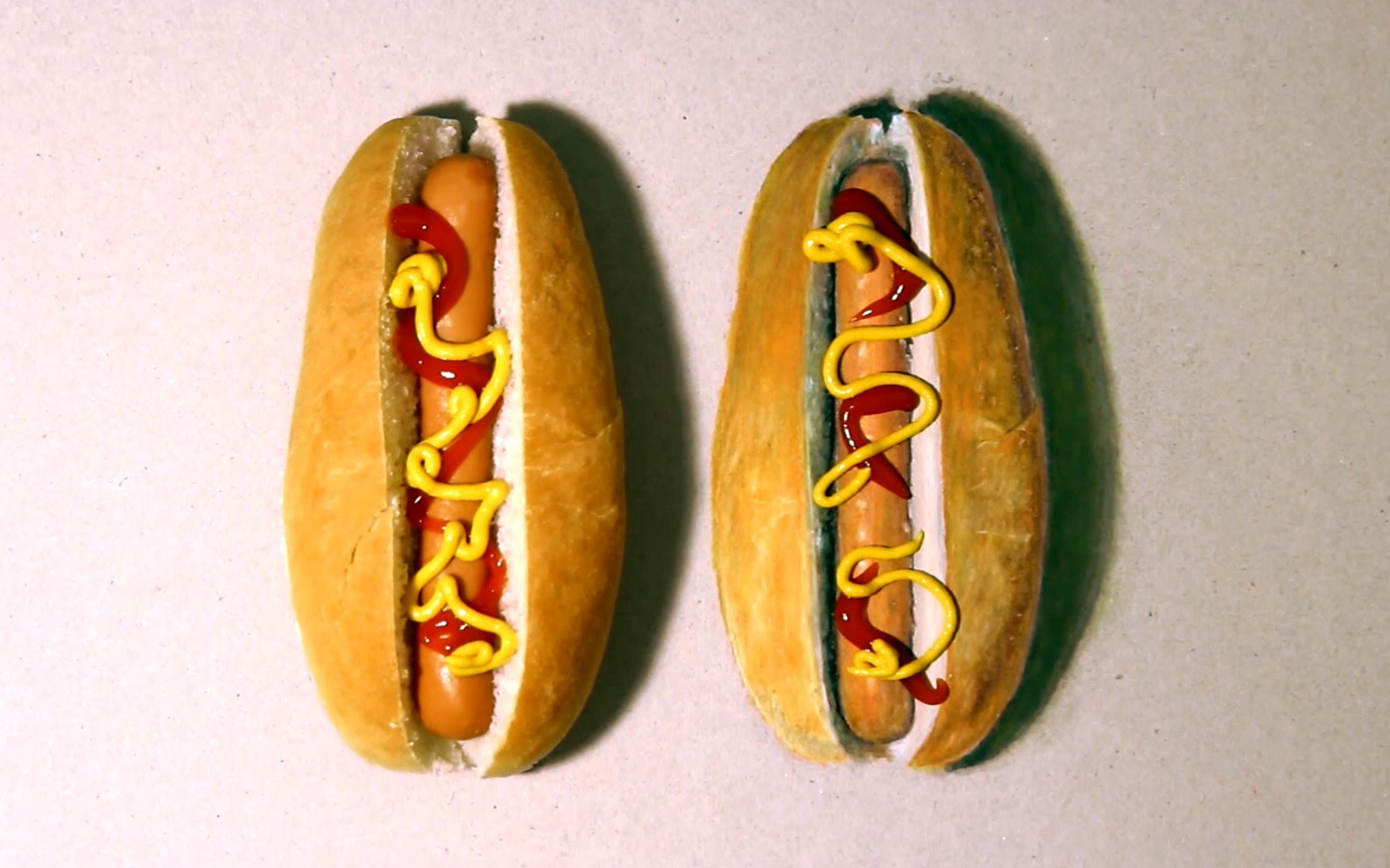 1587x991 Hot Dog Drawing Challenge