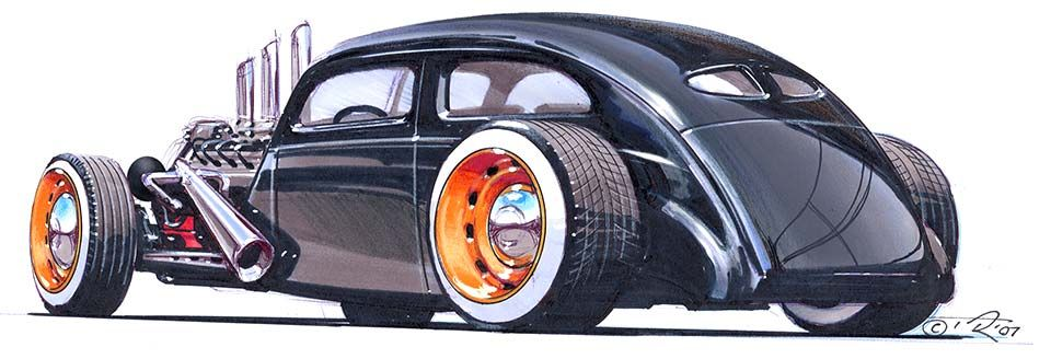 960x328 How To Draw Cars Car Art Truck Art, Cars And Rats