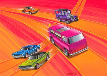 360x257 Hot Wheels Packaging Drawing Drawings And Paintings Hobbydb