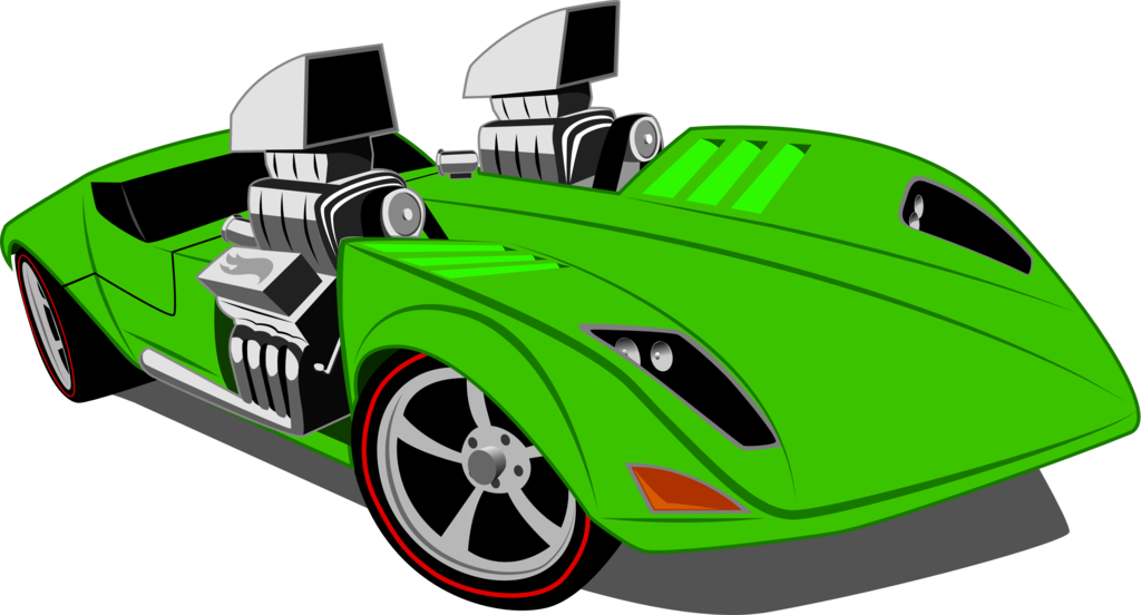 1024x552 Hot Wheels Twin Mill (Vectored) By Artthriller94
