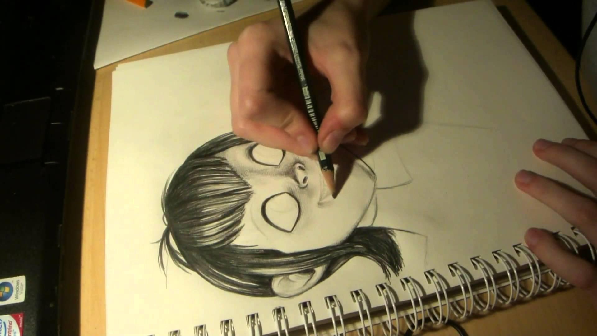 1920x1080 Drawing Mavis (From Hotel Transylvania)