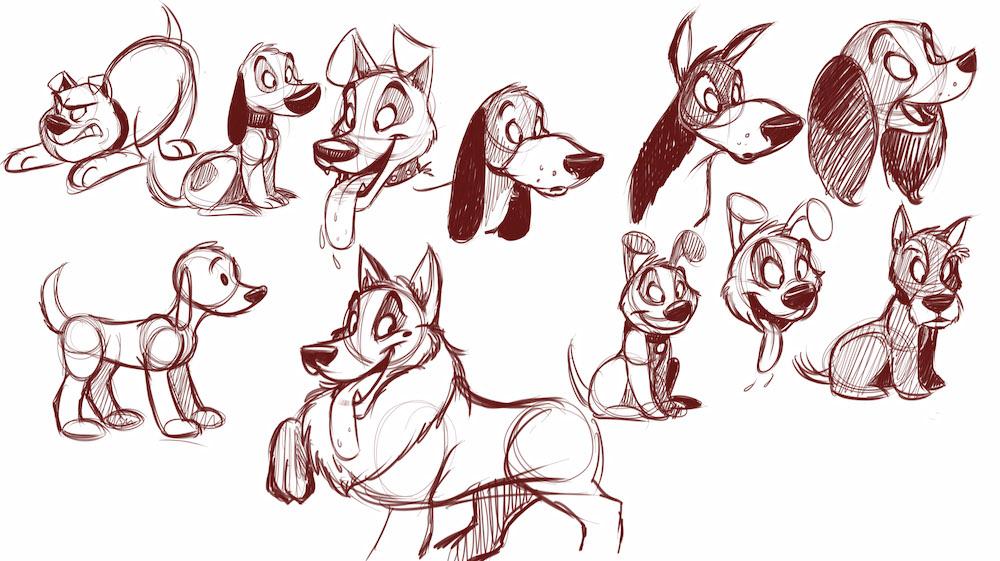 1000x561 How To Draw Cartoon Animals