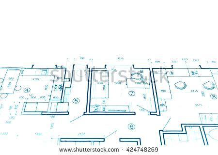450x320 Drawing A House Plan House Plan Blueprint Architectural Drawing