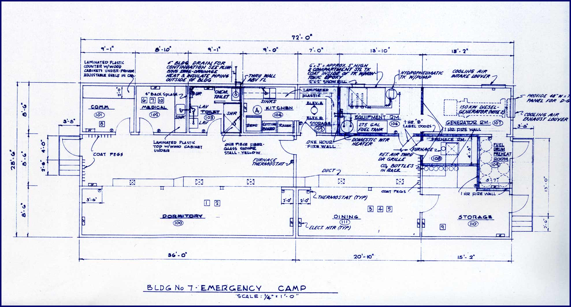 House construction drawing at free for for Construction plan drawing