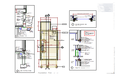 500x323 Typical Simple Construction Drawing Set Livemodern Your Best
