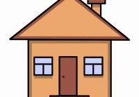 200x140 House Drawing Drawing A House 1 Clipart Etc