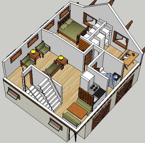 478x474 Awesome Inside House Design Drawing Contemporary