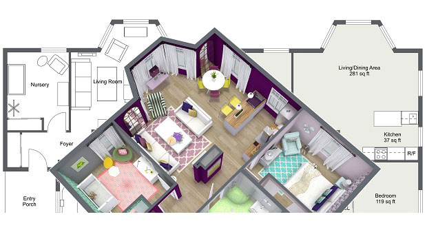 620x350 Create Professional Interior Design Drawings Online Roomsketcher