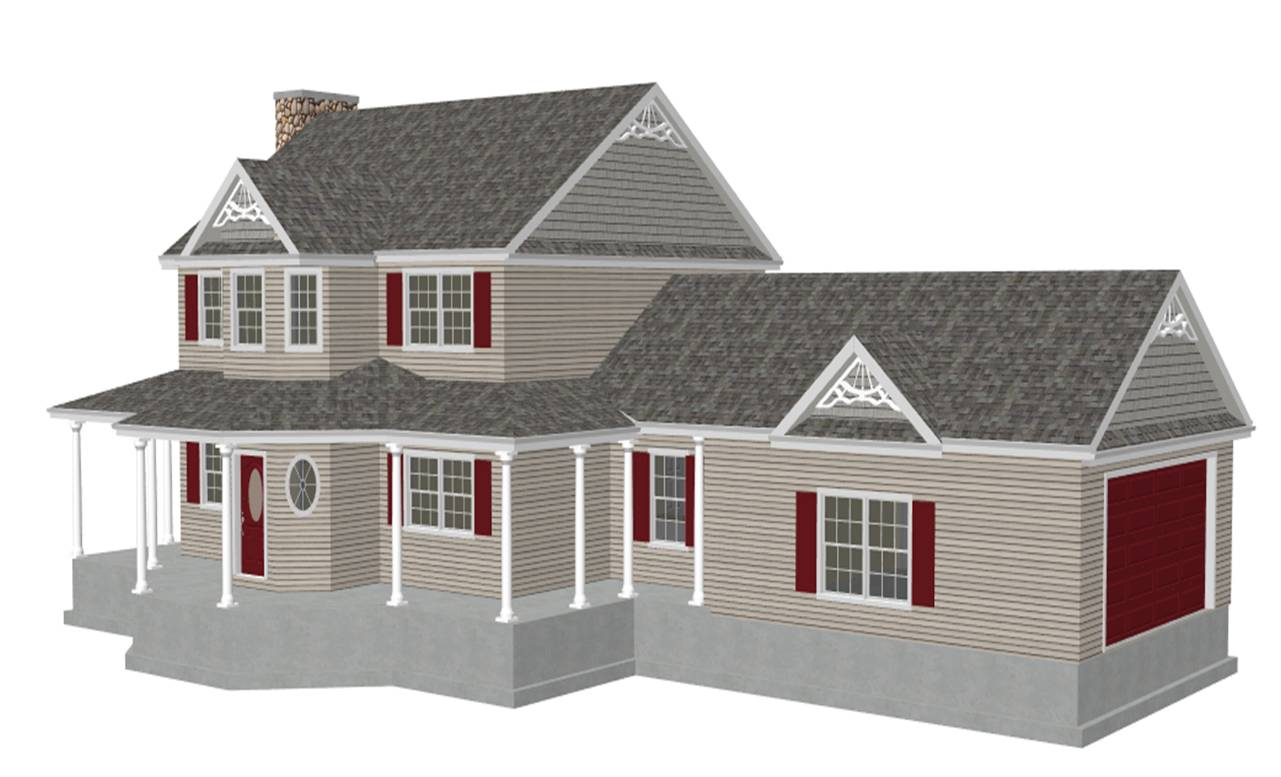 Great 1281x777 House Modern Design Plans With Gable Roof Floor Small Designs