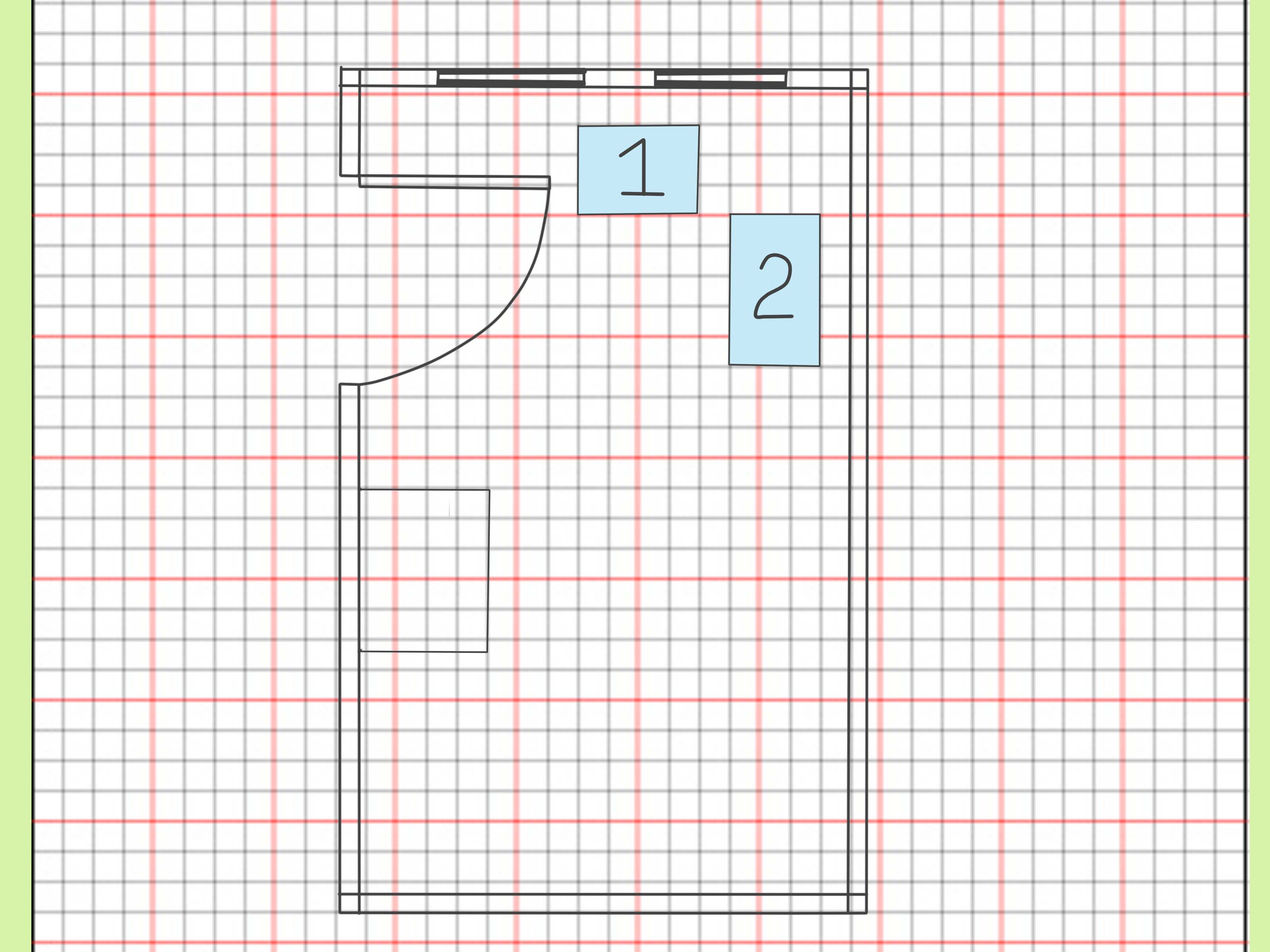 3200x2400 How To Draw A Floor Plan To Scale 7 Steps (With Pictures)