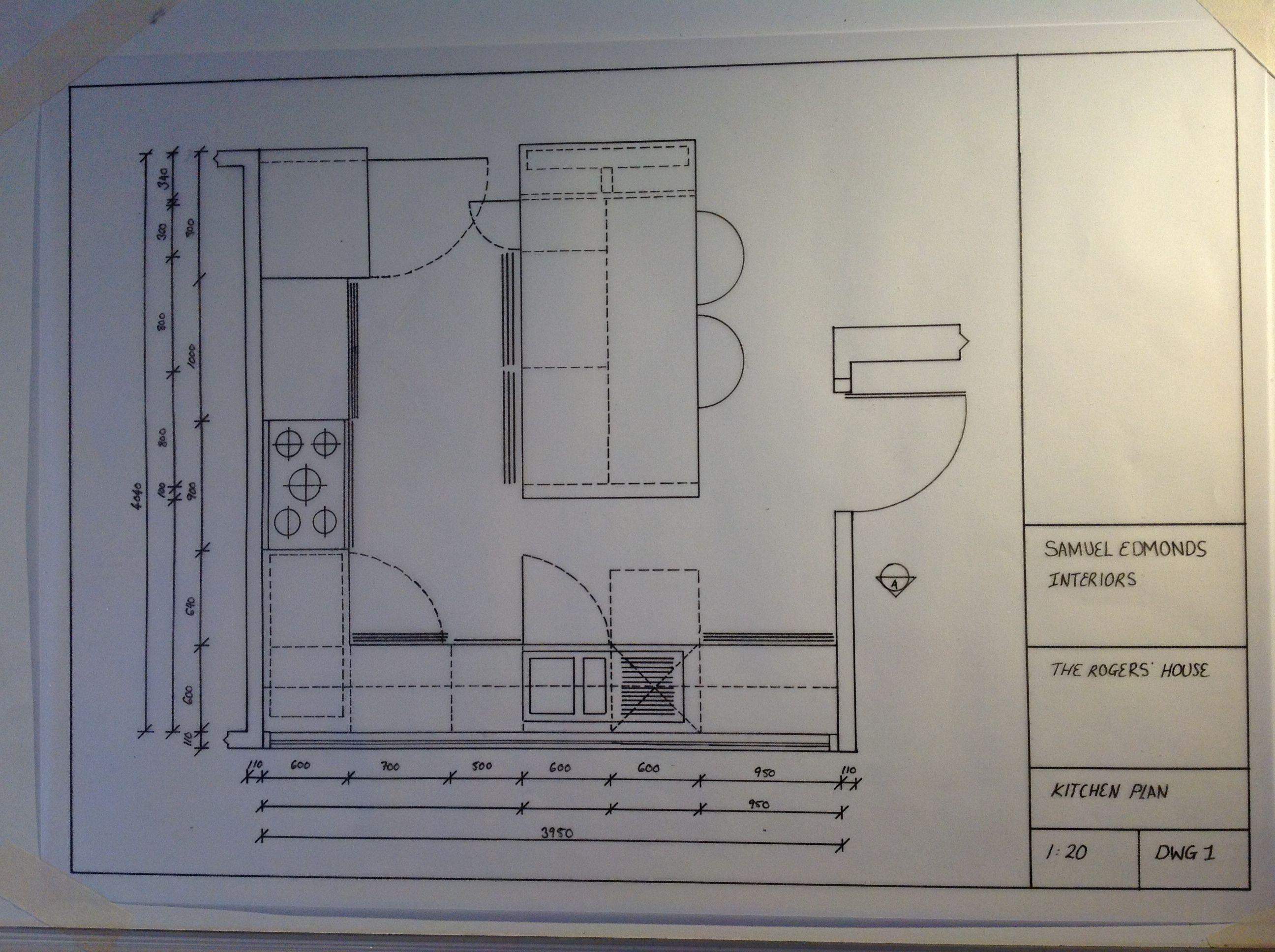 2592x1936 Kitchen Plan