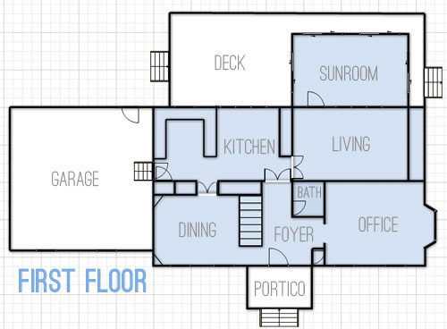 House site plan drawing at free for for 35x60 house plans