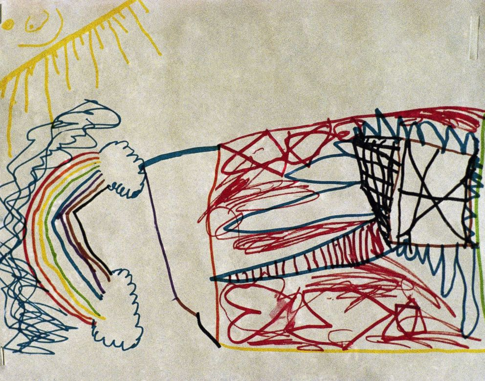992x780 Branch Davidian Children's Drawings Foretold Deadly Waco Fire