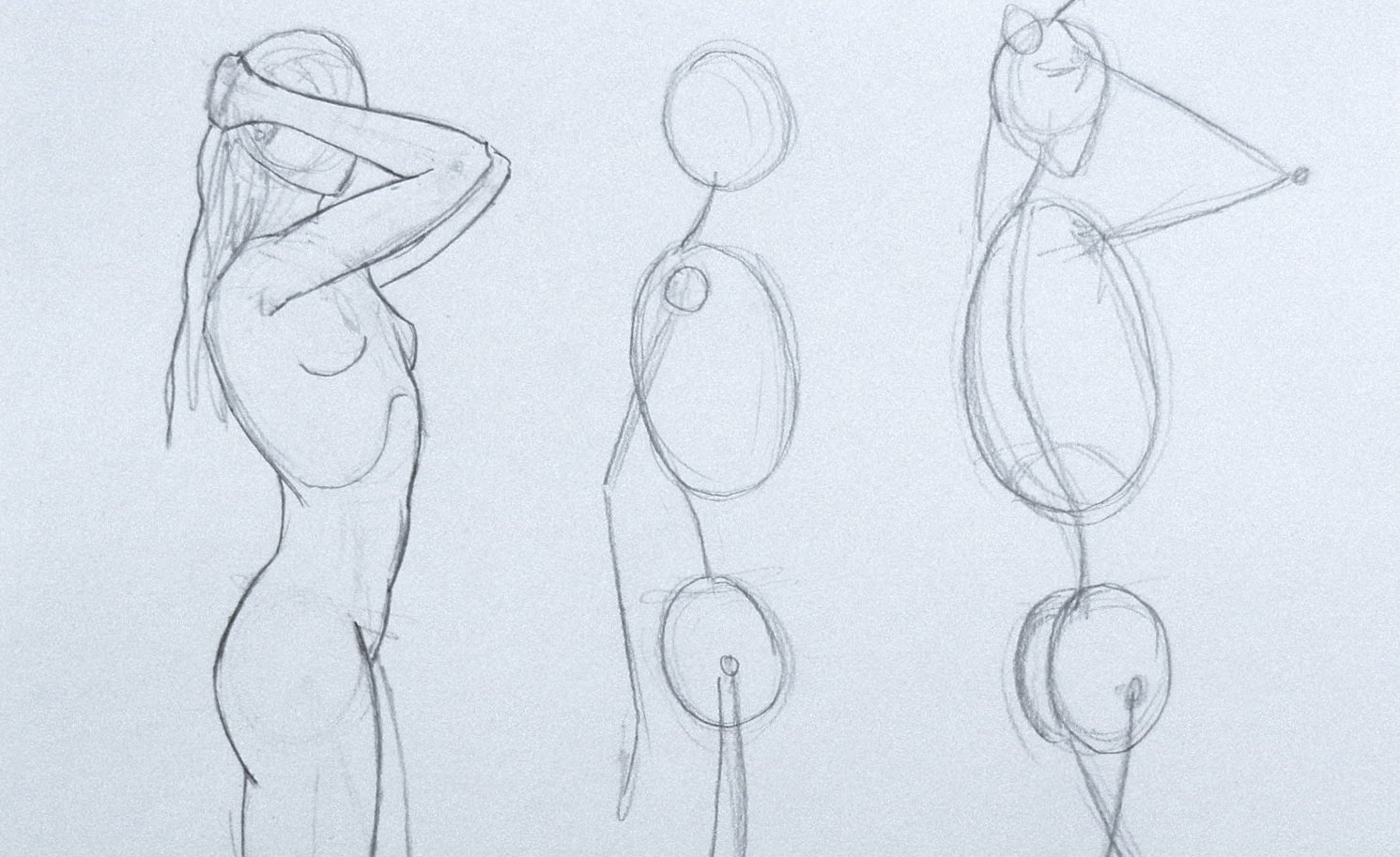 1491x913 How To Draw The Figure From The Imagination