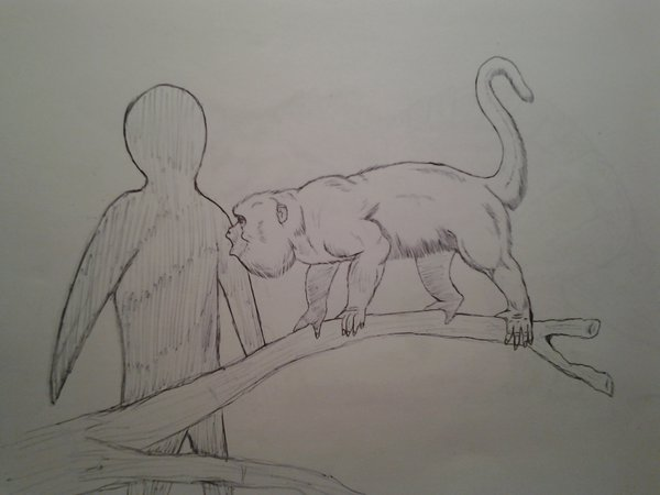 600x450 Monster Island Expanded Native Howler Monkey By Trendorman