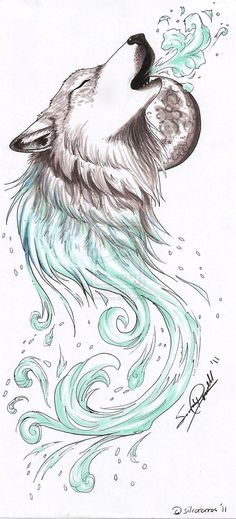 236x519 Latest Wolf Tattoo Designs And Ideas
