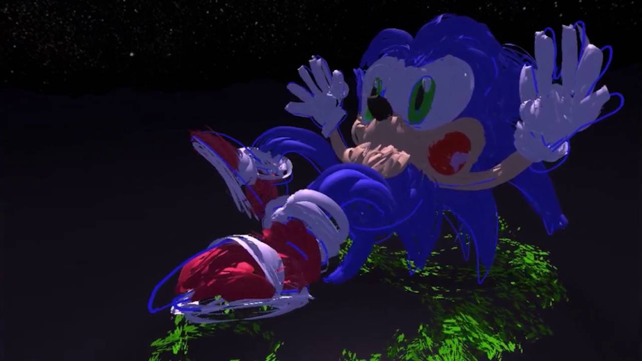 1280x720 Sonic The Hedgehog