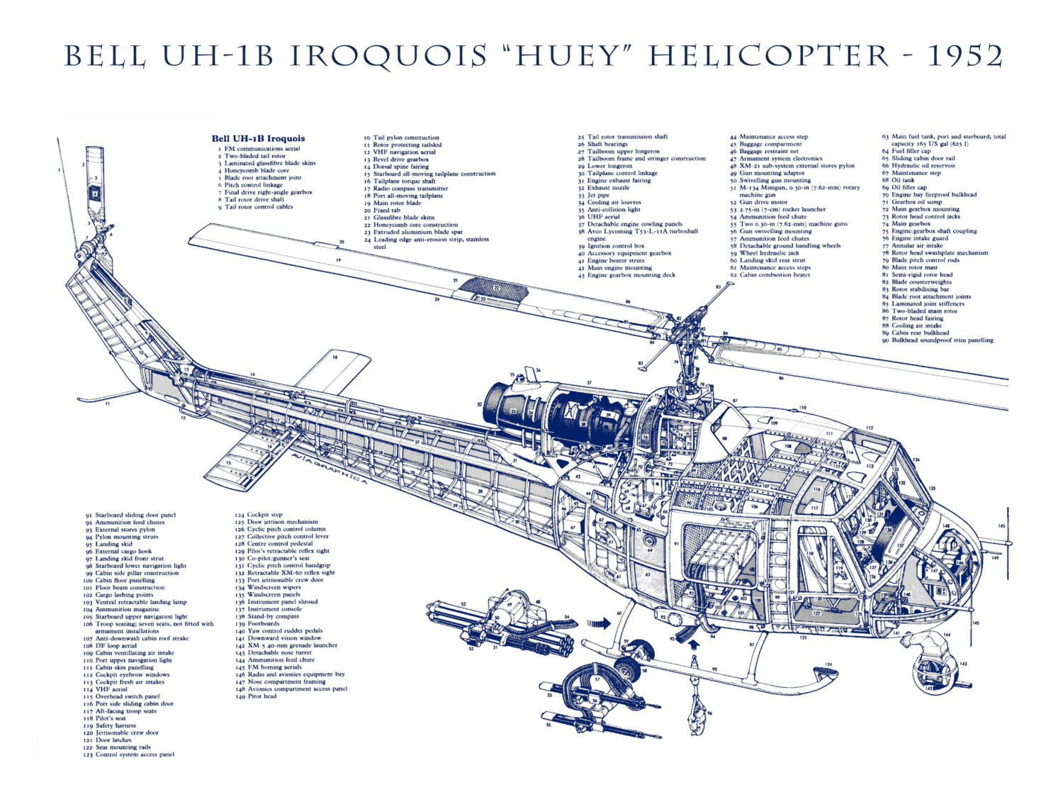 huey helicopter drawing at getdrawings com free for personal use rh getdrawings com helicopter parts diagram worksheet enstrom helicopter 280fx parts diagram
