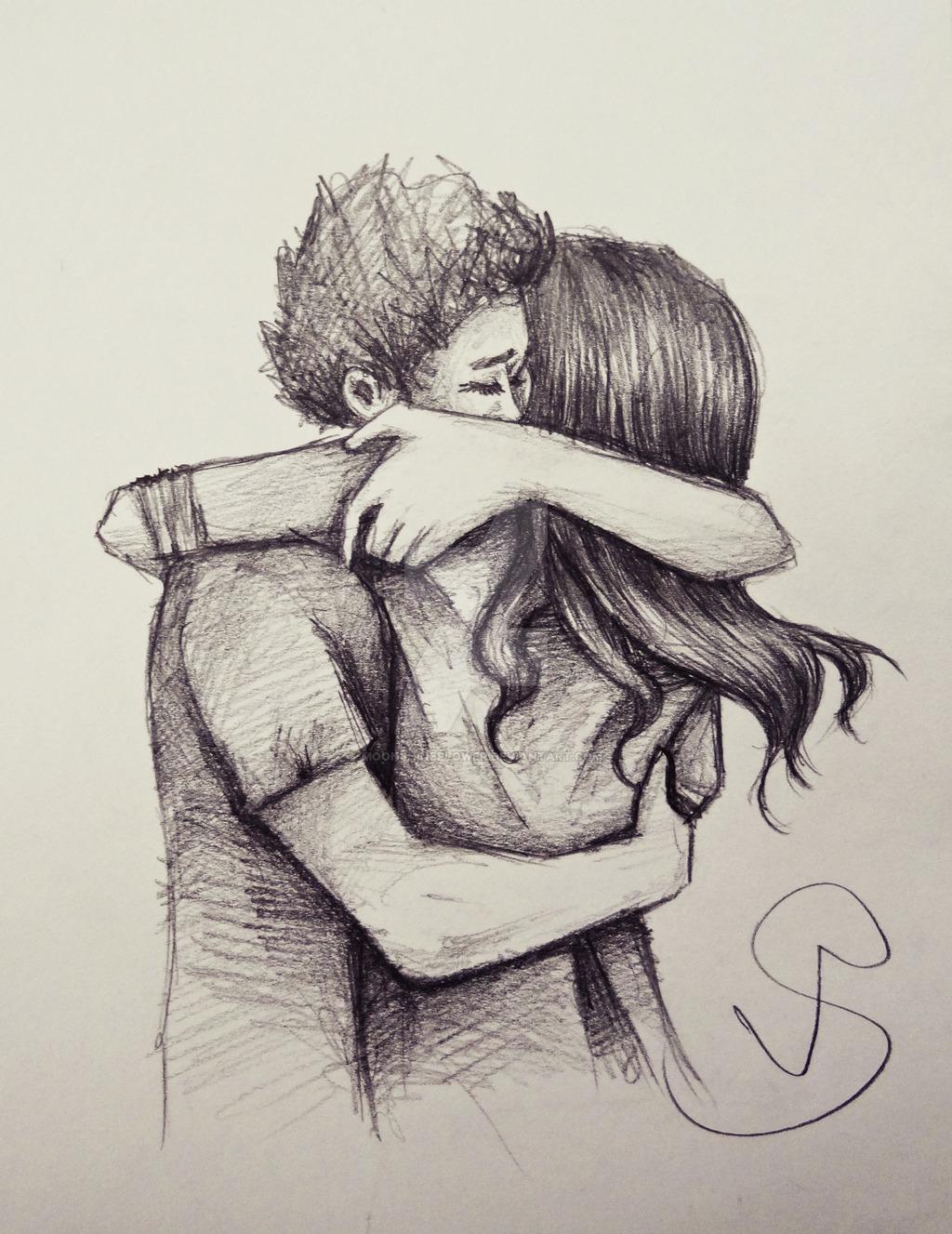 1024x1327 Tight Hug By Moonshineflower