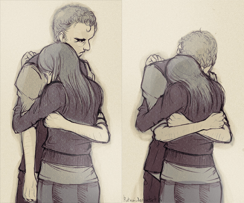 780x650 Just Hug Already By Kataoi