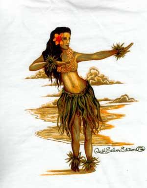 300x382 Hula Dancer