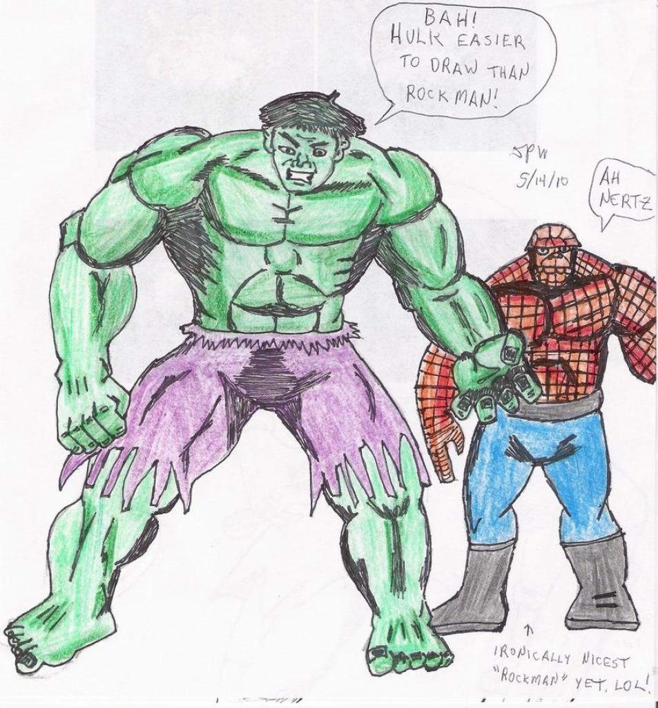 953x1024 Easy Hulk Drawings Hulk Am Easy To Drawskaramine