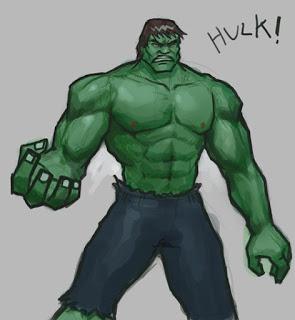 295x320 How To Draw Hulk