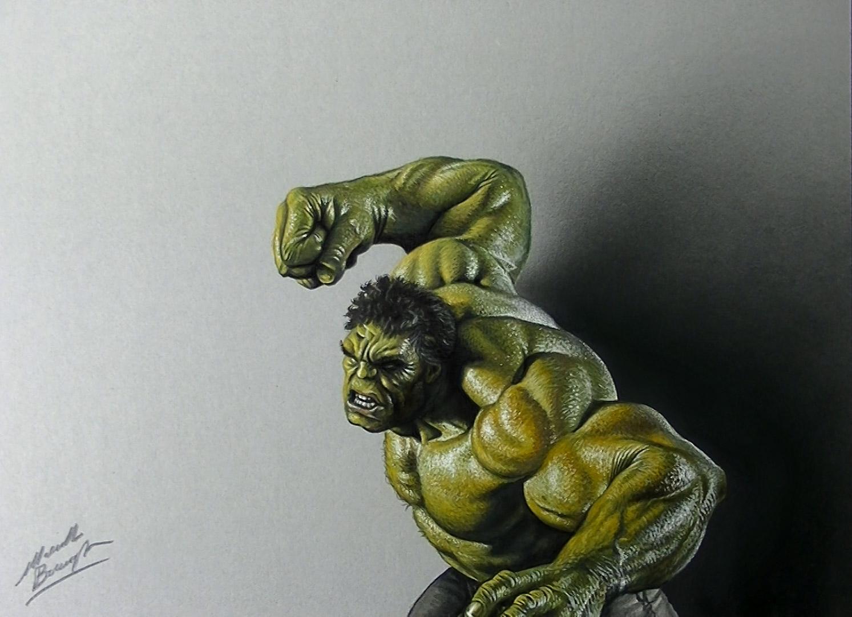 1493x1080 Hulk Vs Marcello Barenghi