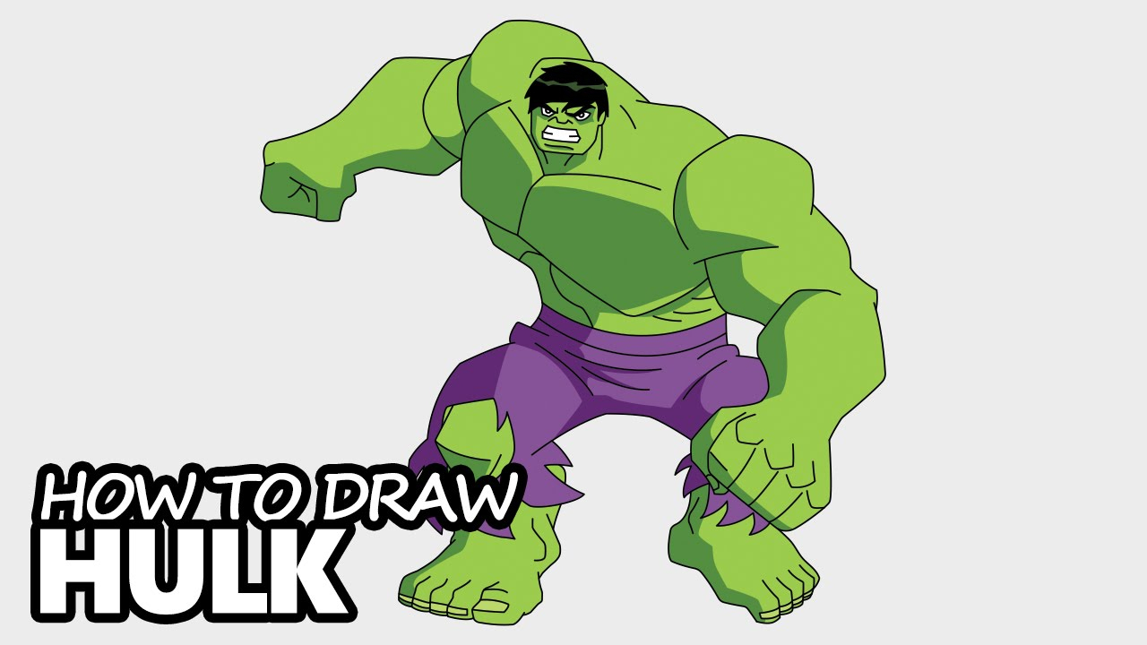 Hulk Drawing Easy at GetDrawings.com | Free for personal ...
