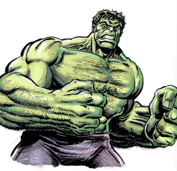 Hulk Smash Drawing at GetDrawings | Free download