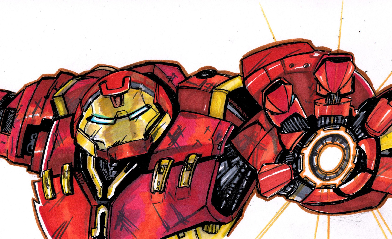 3000x1836 Hulkbuster Age Of Ultron