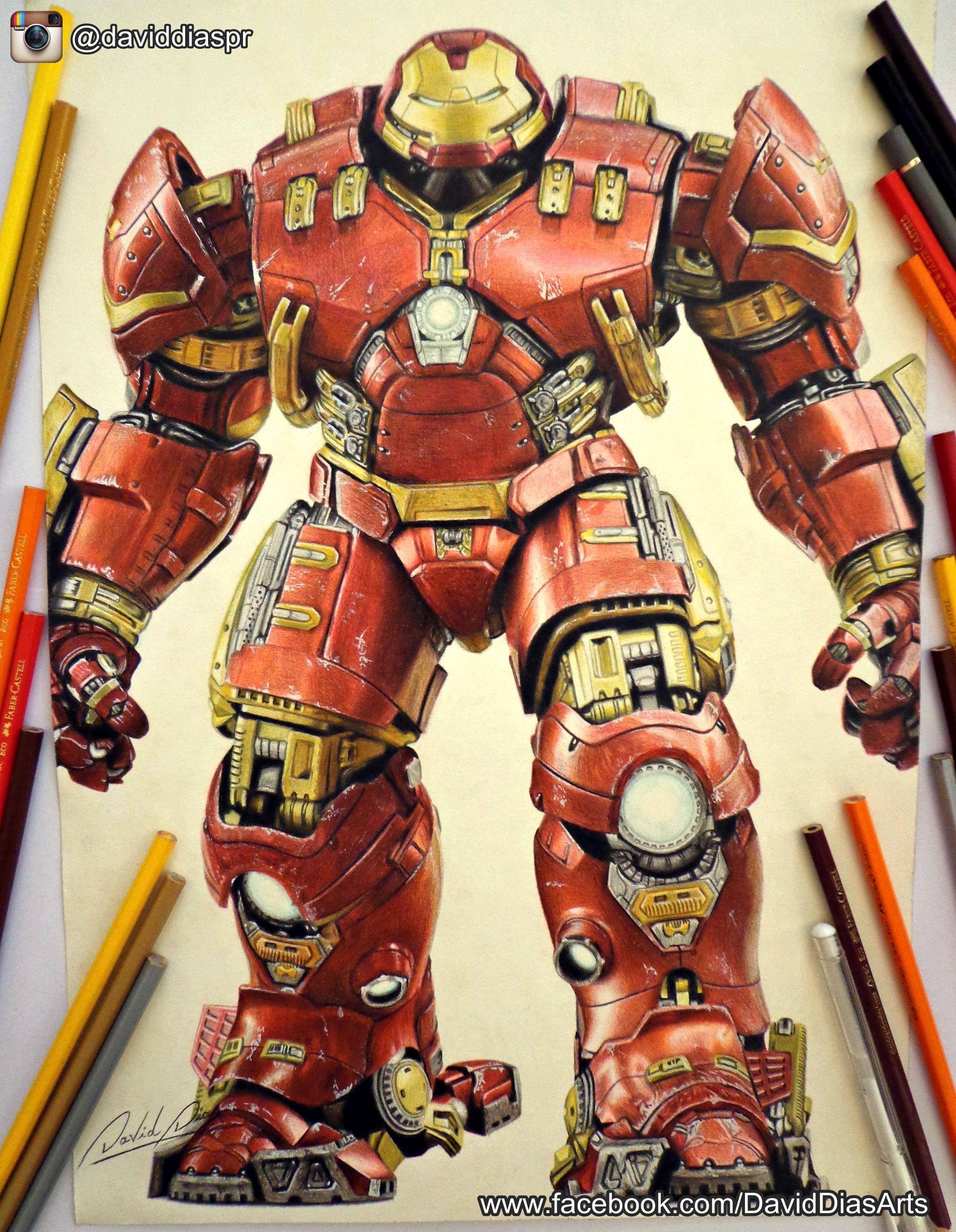 2215x2855 Hulkbuster Draw Big Images