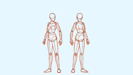 Human Bodies Drawing at GetDrawings com | Free for personal
