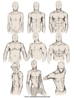 236x312 How To Draw The Human Body