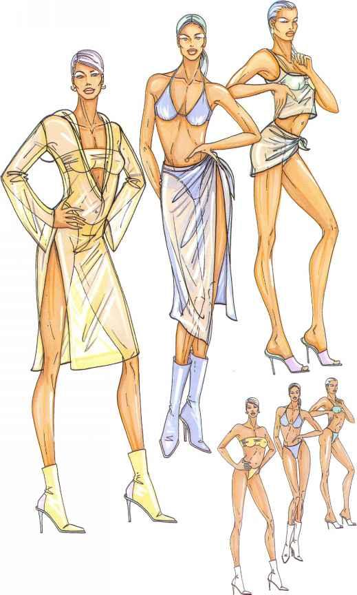 519x864 Fashion Design