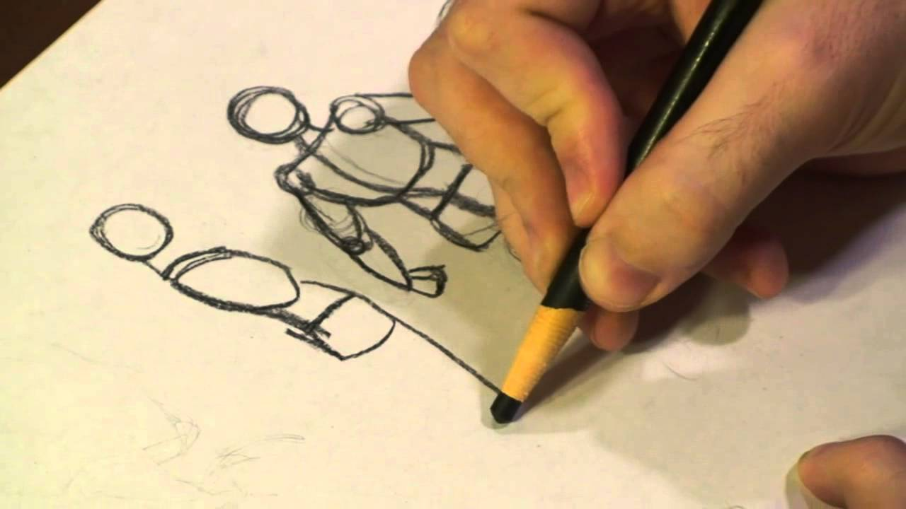 1280x720 How To Draw Human Body Parts