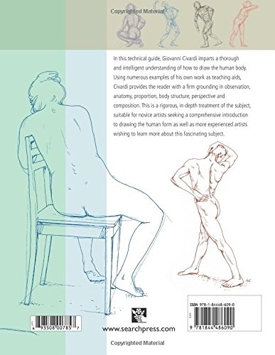 387x500 An Introduction To Drawing The Human Body (Art Of Drawing