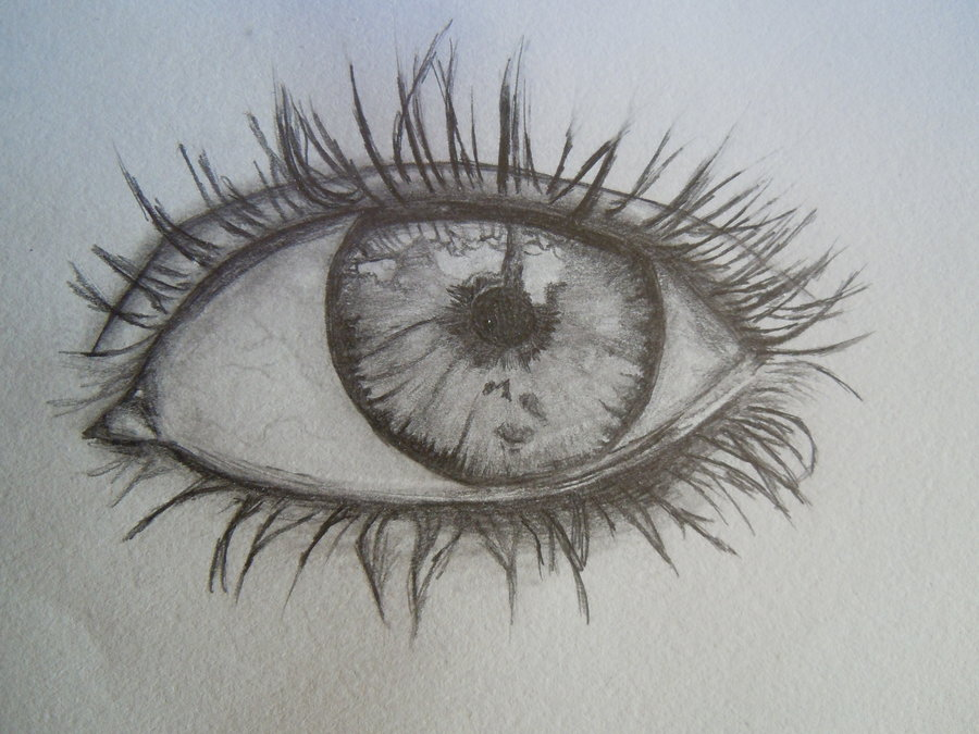 900x675 How To Draw Eyes Easy Drawing Pics