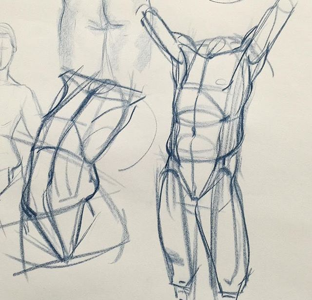 640x615 15 Best Life Drawing Inspiration Will Weston Images