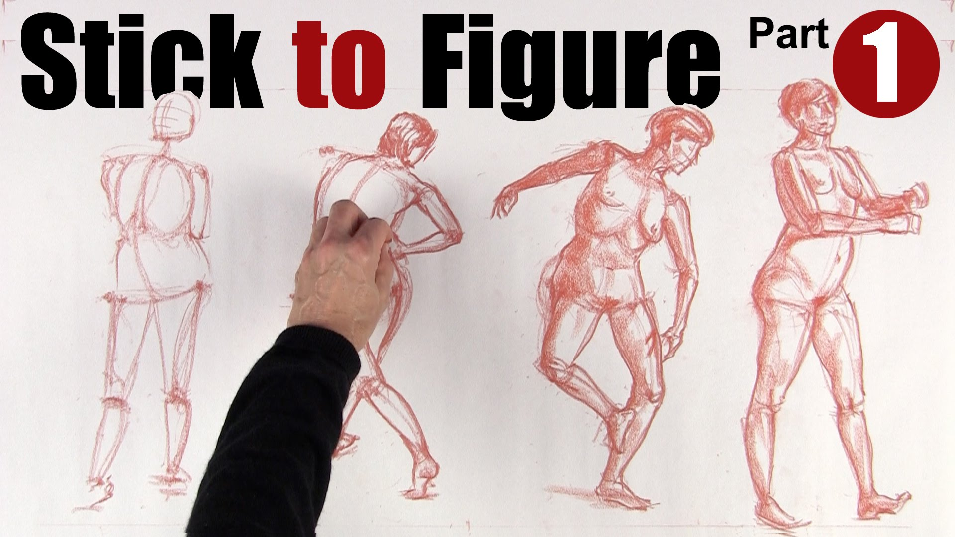 1920x1080 Stick To Figure Drawing The Human Form, Part 1