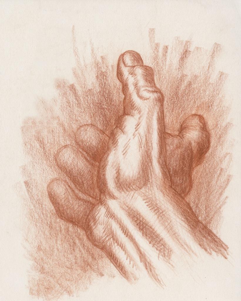 820x1024 Michael Hensley, Artistic Human Anatomy, Life Drawing The Human Hand
