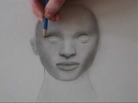 480x360 How To Draw A Realistic Human Head