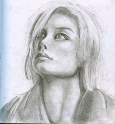 400x432 Human Pencil Sketch By Cheetahpelt Arte Sketches